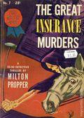 Prize Mystery Novels (1943-1947 Crestwood Publishing) Digest 7
