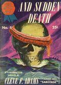 Prize Mystery Novels (1943-1947 Crestwood Publishing) Digest 5