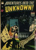Adventures into the Unknown (1950 ACG/Export) Canadian Edition 8