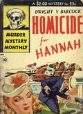 Murder Mystery Monthly (1942 Avon Book Company) 10