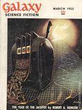 Galaxy Science Fiction (1950-1980 World/Galaxy/Universal) Vol. 3 #6