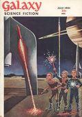Galaxy Science Fiction (1950-1980 World/Galaxy/Universal) Vol. 2 #4