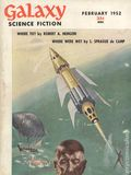 Galaxy Science Fiction (1950-1980 World/Galaxy/Universal) Vol. 3 #5