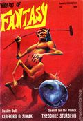 Worlds of Fantasy (1968 Galaxy/Universal) Pulp Vol. 1 #4