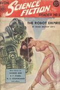 Avon Science Fiction Reader (1951-1952 Avon Book Company) 3