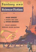 Magazine of Fantasy and Science Fiction (1949-Present Mercury Publications) Vol. 29 #1