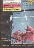 Magazine of Fantasy and Science Fiction (1949-Present Mercury Publications) Vol. 9 #1