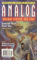 Analog Science Fiction/Science Fact (1960-Present Dell) Vol. 127 #1-2