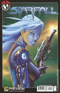 Starfall Preview Book (2008) 0SDCC