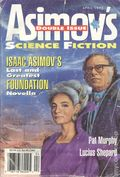 Asimov's Science Fiction (1977-2019 Dell Magazines) Vol. 17 #4/5
