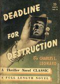 Thriller Novel Classic (1941-1945 Novel Selections) Digest 24