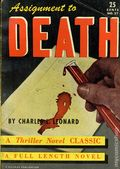 Thriller Novel Classic (1941-1945 Novel Selections) Digest 27