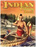 Indian Coloring Book (Saalfield) 0