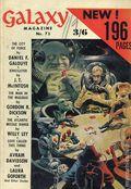 Galaxy Magazine (1958-1962 Digest) UK Edition 73
