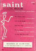 Saint Detective Magazine (1953-1967 King-Size) Pulp Vol. 3 #3