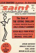 Saint Detective Magazine (1953-1967 King-Size) Pulp Vol. 25 #2
