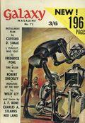 Galaxy Magazine (1958-1962 Digest) UK Edition 72