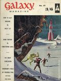 Galaxy Magazine (1958-1962 Digest) UK Edition 81
