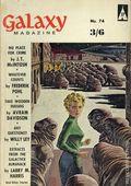 Galaxy Magazine (1958-1962 Digest) UK Edition 74