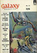 Galaxy Magazine (1958-1962 Digest) UK Edition 75