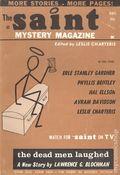 Saint Detective Magazine (1953-1967 King-Size) Pulp Vol. 19 #6