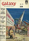 Galaxy Magazine (1958-1962 Digest) UK Edition 78