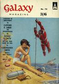 Galaxy Magazine (1958-1962 Digest) UK Edition 79
