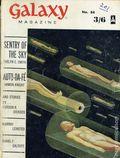 Galaxy Magazine (1958-1962 Digest) UK Edition 84