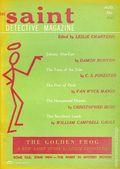 Saint Detective Magazine (1953-1967 King-Size) Pulp Vol. 4 #2