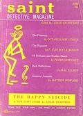 Saint Detective Magazine (1953-1967 King-Size) Pulp Vol. 7 #6