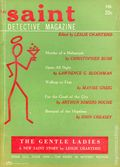 Saint Detective Magazine (1953-1967 King-Size) Pulp Vol. 7 #2
