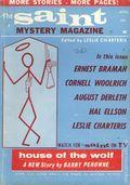 Saint Detective Magazine (1953-1967 King-Size) Pulp Vol. 20 #4