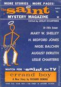 Saint Detective Magazine (1953-1967 King-Size) Pulp Vol. 21 #6