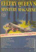 Ellery Queen's Mystery Magazine (1941-Present Davis-Dell) Vol. 9 #38