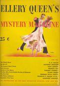 Ellery Queen's Mystery Magazine (1941-Present Davis-Dell) Vol. 4 #3