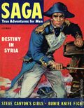 Saga Magazine (1950 2nd Series) Vol. 5 #3