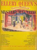 Ellery Queen's Mystery Magazine (1941-Present Davis-Dell) Vol. 5 #14