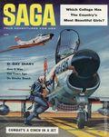 Saga Magazine (1950 2nd Series) Vol. 8 #4