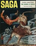 Saga Magazine (1950 2nd Series) Vol. 7 #6