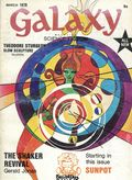 Galaxy Science Fiction (1962-1972 Digest) UK Edition Vol. 29 #5