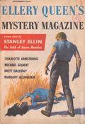 Ellery Queen's Mystery Magazine (1941-Present Davis-Dell) Vol. 30 #3