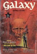 Galaxy Science Fiction (1962-1972 Digest) UK Edition Vol. 30 #4