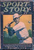 Sport Story Magazine (1923-1943 Street & Smith) Pulp Vol. 27 #5