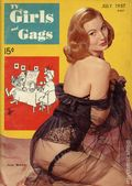 TV Girls and Gags (1954-1964 Pocket Magazines) Digest Vol. 4 #4