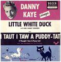 Danny Kaye Sings LP (1951 Decca Records) K-28