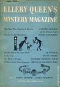 Ellery Queen's Mystery Magazine (1955-1959 Davis-Dell) Text Only Edition Vol. 27 #3