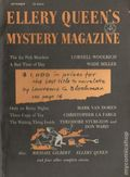 Ellery Queen's Mystery Magazine (1955-1959 Davis-Dell) Text Only Edition Vol. 28 #3