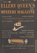 Ellery Queen's Mystery Magazine (1955-1959 Davis-Dell) Text Only Edition Vol. 29 #3