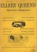 Ellery Queen's Mystery Magazine (1955-1959 Davis-Dell) Text Only Edition Vol. 31 #1
