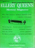 Ellery Queen's Mystery Magazine (1955-1959 Davis-Dell) Text Only Edition Vol. 31 #2